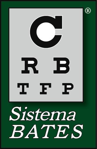 logo ufficiale del SISTEMA BATES® marchio registrato